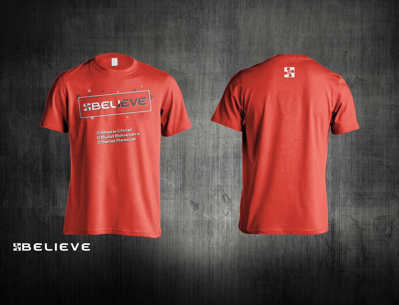 The Community — BELIEVE T-Shirt