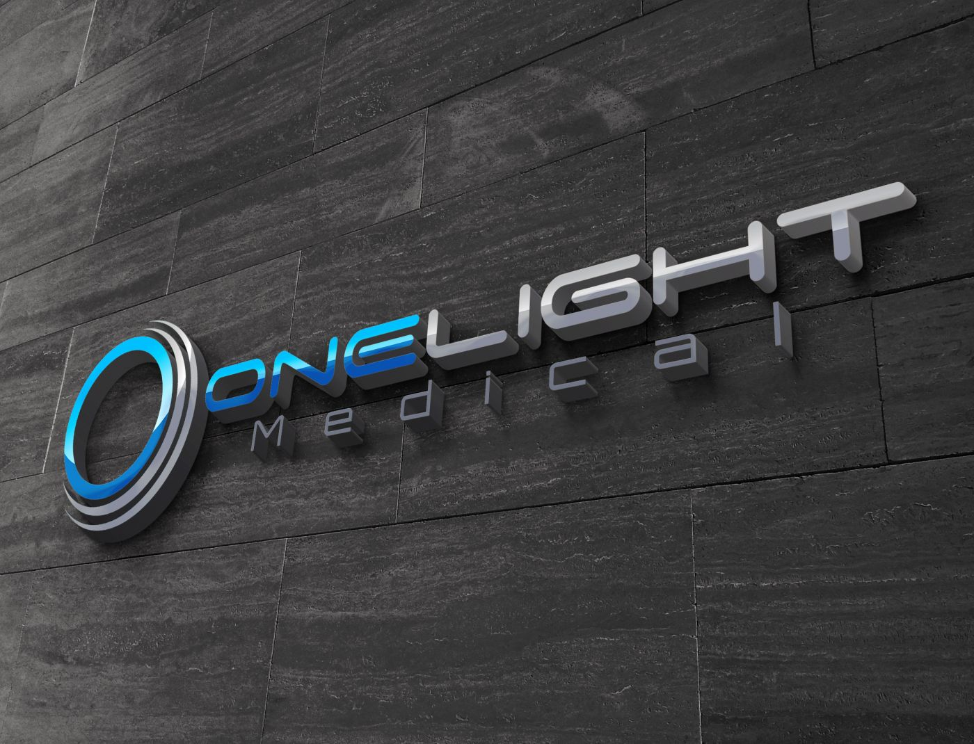 One Light Medical Signage