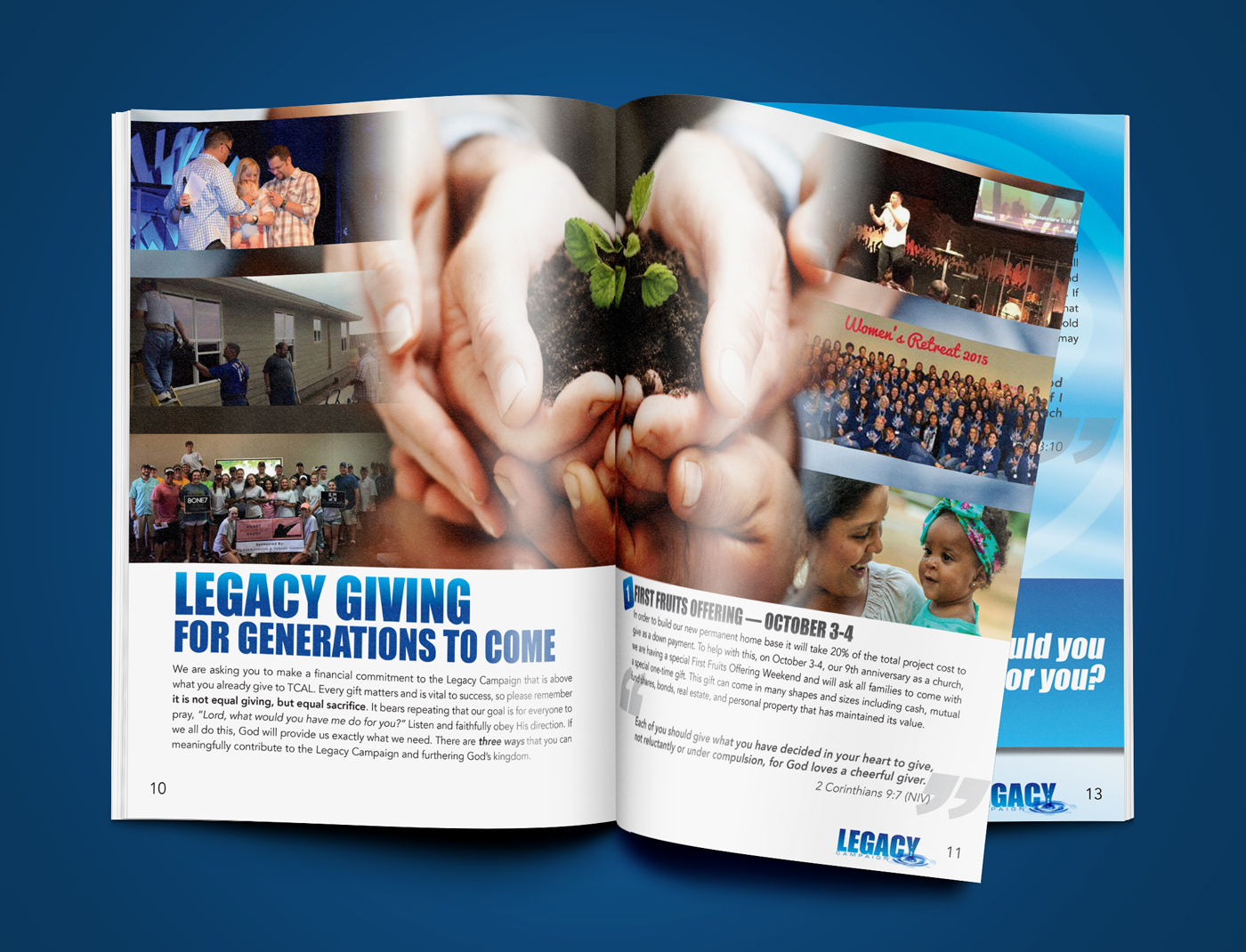 The Community — Legacy Brochure