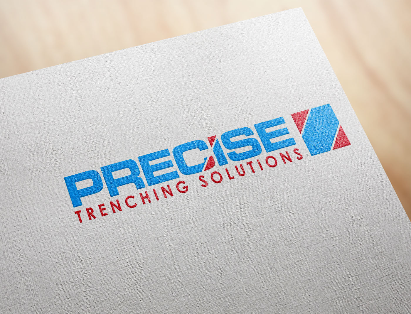 Precise Trenching Solutions Logo