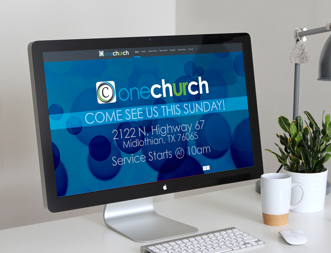 One Church Web Design