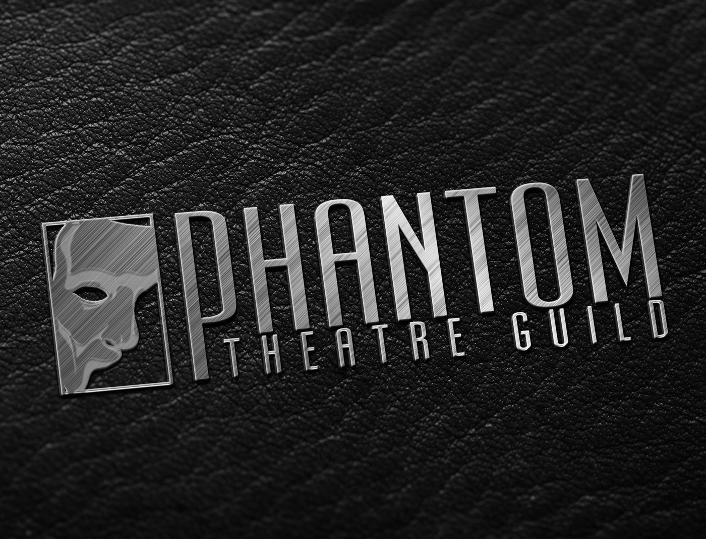 Phantom Theatre Guild Logo